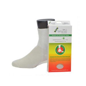 syounaa diabetic socks medium with packaging