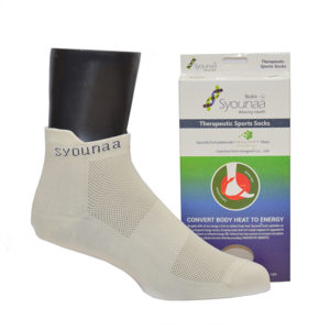 syounaa sports socks men with packaging