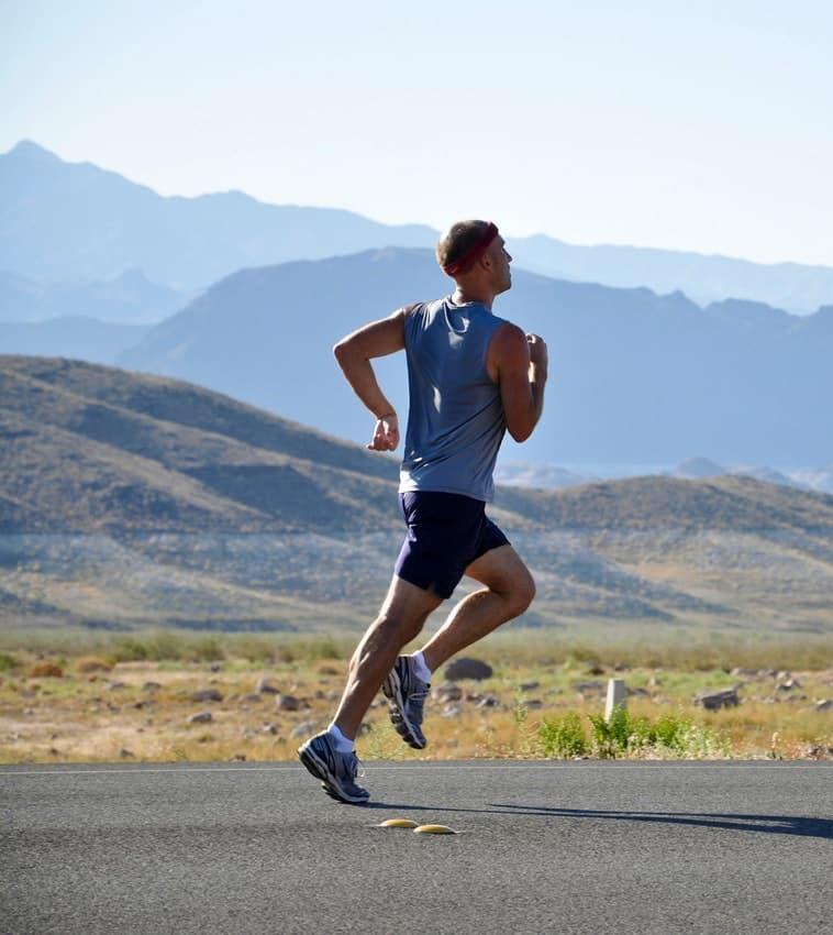 boy wearing syounaa socks and running