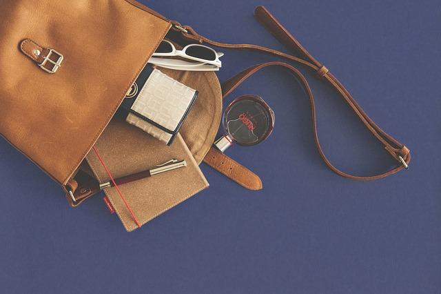 A bag full of Essentials