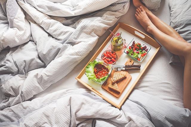 Food and Feet