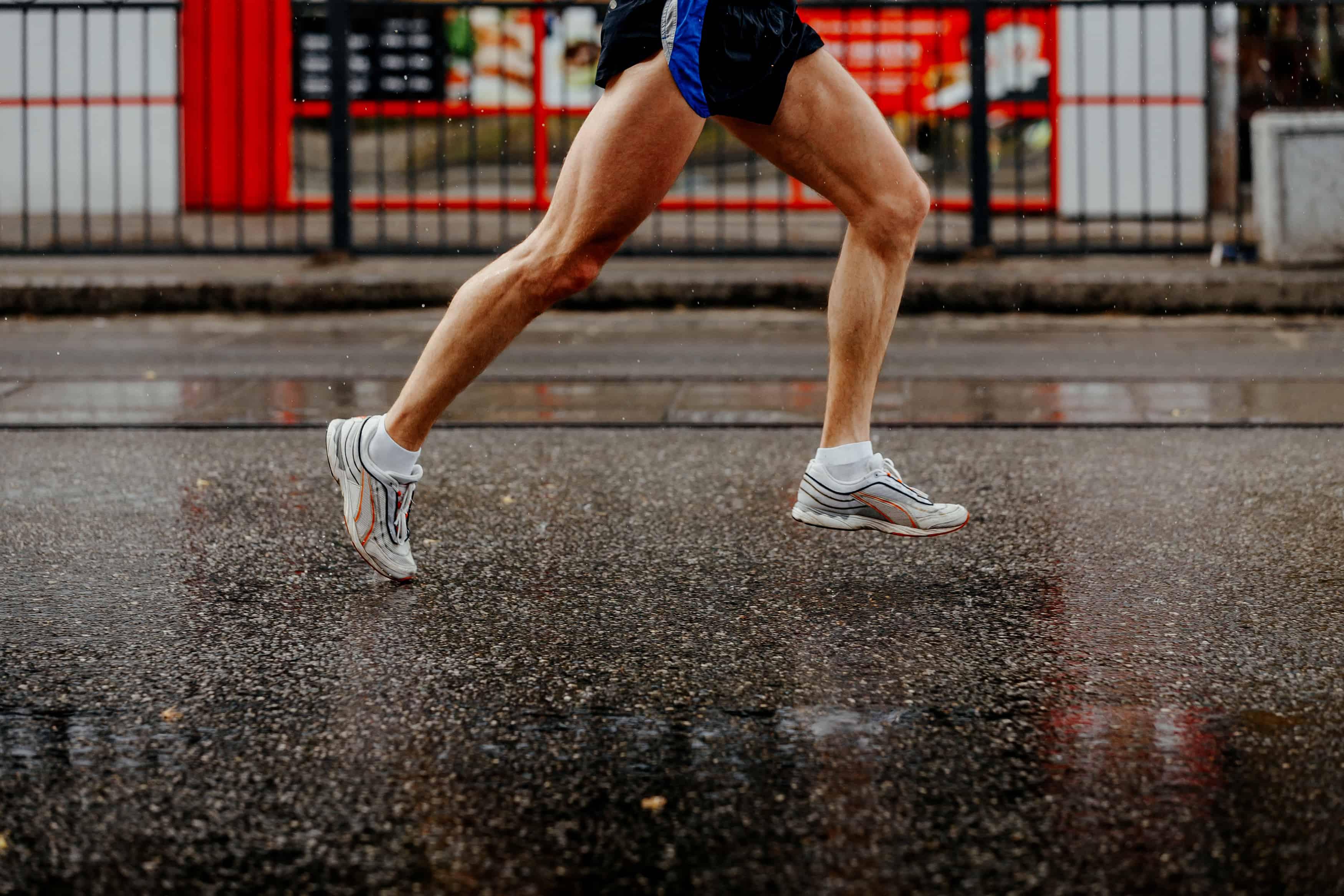 runner's monsoon foot care regime