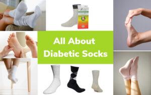 diabetic socks image